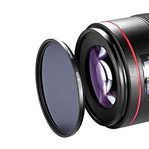 Neewer 58mm Filtre Infrarouge 950NM IR950 Pour Appareil Photo Reflex Numérique Avec Un Objectif 58mm Canon Nikon