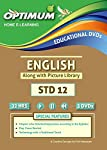Optimum Educational DVDs HD Quality for Std 12 HSC English