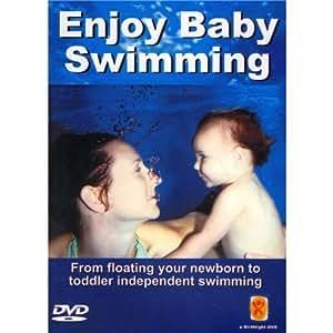 Enjoy Baby Swimming [DVD]
