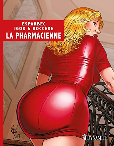 La Pharmacienne par Olaf Boccere, Esparbec, Igor