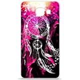 1001 Coques - Coque en silicone Samsung Galaxy A3 2016 - Dreamcatcher Rose