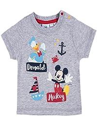 Disney Mickey Babies T-Shirt - grau