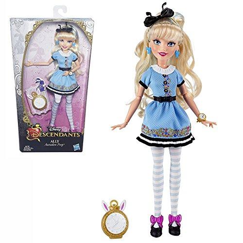 Disney descendants ally | hasbro b5852 bambola di moda con accessori