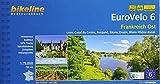 Eurovelo 6 Frankreich Ost: Loire, Canal du Centre, Burgund, Sâone, Doubs, Rhein-Rhône-Kanal, 795 km (Bikeline Radtourenbücher)