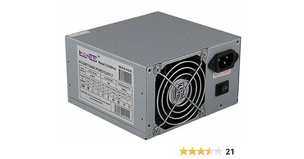 Lc Power Lc420h 8 Netzteil 400w Ohne Kabel Schwarz Computer Zubehör