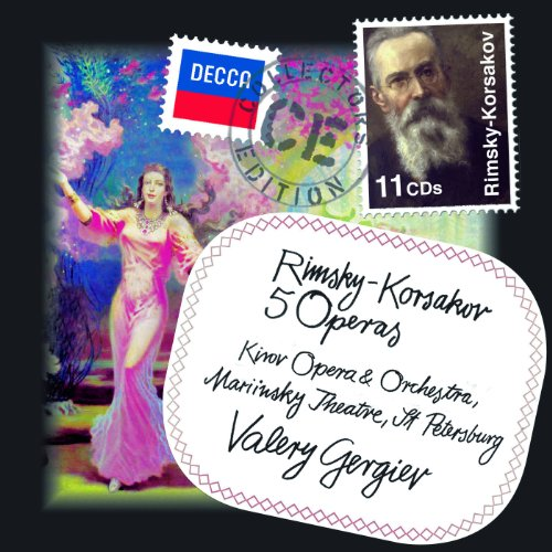 Rimsky-Korsakov: The Legend of the invisible City of Kitezh and the Maiden Fevronia / Act 4. Tableau 2 - Dveri rayskiya