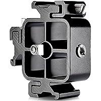 Neewer® Tres de Metal Flash Schue Adaptador Hot Shoe Mount Adaptador para Soporte de Flash Bracket Canon Flash