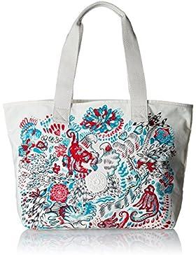 Kipling Damen Congratz Stoff-und Strandtasche, 44 x 30 x 0.1 cm