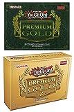 Yu-Gi-Oh! Premium Gold 1 + 2 Doppelpack
