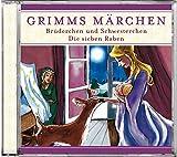 Grimms Märchen Brüderchen und Schwesterchen und Die 7 Raben