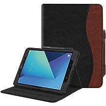"""Fintie Samsung Galaxy Tab S3 9.7 Funda, [Multi-Ángulo de Visualización] Slim Stand Case Plegable Smart Cover con Auto-Sueño / Estela para Samsung Galaxy Tab S3 9.7"""" Tablet, Dual Color"""
