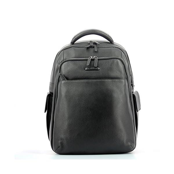 42baee2cbb HomeValigeriaZainiPiquadro Modus zaino pelle 43 cm compartimenti portatile.  -36%. 🔍. On Sale