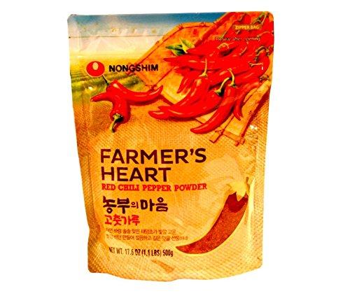 Preisvergleich Produktbild Nongshim 500g Rotes Chilipulver Kim Chi Pulver