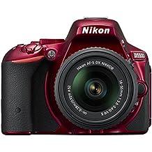 Nikon D5500 - Cámara réflex de 24.2 MP (pantalla táctil giratoria de 3.2