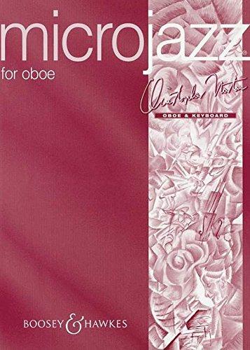 Microjazz for Oboe: Oboe und Klavier.