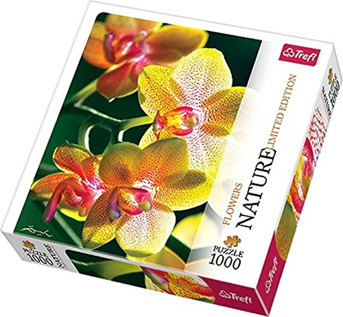 Puzzle 1000 Nature Orchidea: Limited Edition