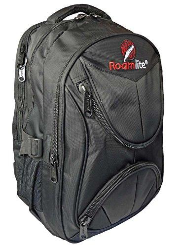 Roamlite Laptoprucksack Taschen - Rucksack 11,6 12 13,3 15,6 Zoll Macbook, Notebook Bildschirmgröße - Flugzeug Handgepäck Handgepäcksgröße Notebookrucksack - 44cm x 30cm x 17cm