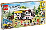 #10: Lego Creator Vacation Getaways, Multi Color with Free Santa's Visit