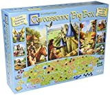 Z-Man Games ZMG7856 Carcassonne Big Box (2017 Edition)