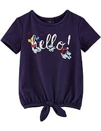 CHIPIE Baby Girls' Zakynthos T-Shirt