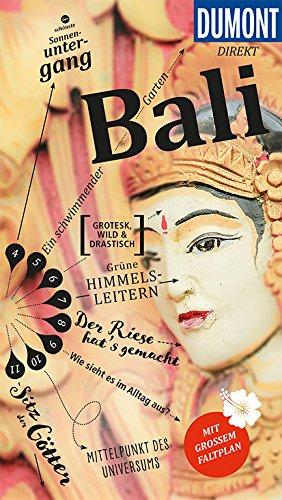 Preisvergleich Produktbild DuMont direkt Reiseführer Bali: Mit großem Faltplan