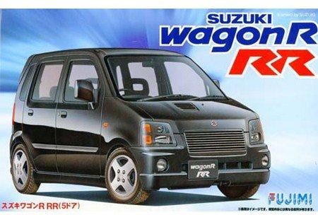 """フジミ模型 1/24 インチアップ スズキ ワゴンR """"RR"""""""