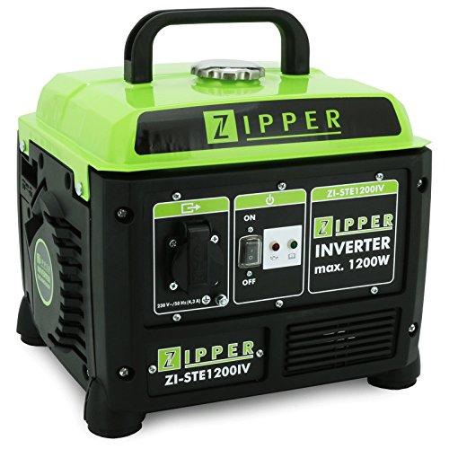 Generador de corriente Zipper ZI STE1200IV