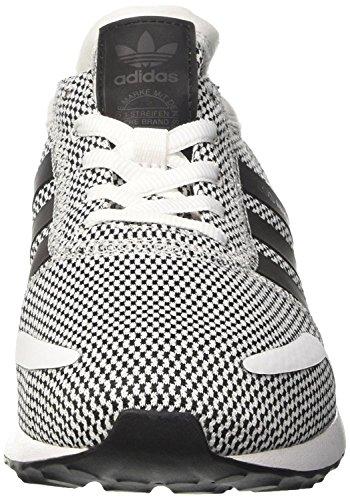 Adidas Los Angeles, Sneaker Basses Homme Blanc/noir