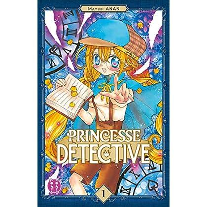 Princesse Détective T01