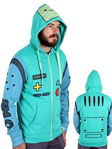 Adventure Time Beemo Kapuzenjacke multicolour Multicolour