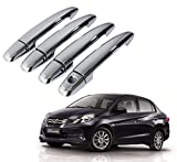 Delhi Traderss - Chrome Door Handle Latch Cover - Honda Amaze