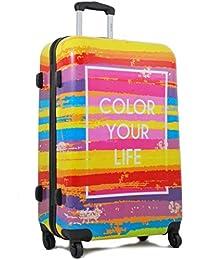 7b2548f77 Benzi - Maleta Multicolor multicolor 60/6 x 41/3 x 23 cm