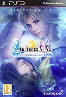 Final Fantasy X/X-2 HD Remaster Limited Edition (PS3) (B00G0Q5OO0) | Amazon price tracker / tracking, Amazon price history charts, Amazon price watches, Amazon price drop alerts