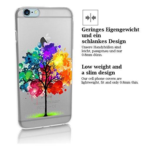 Finoo Frank Vintouch Hardcase - Schloss, Iphone SE Décollée vert