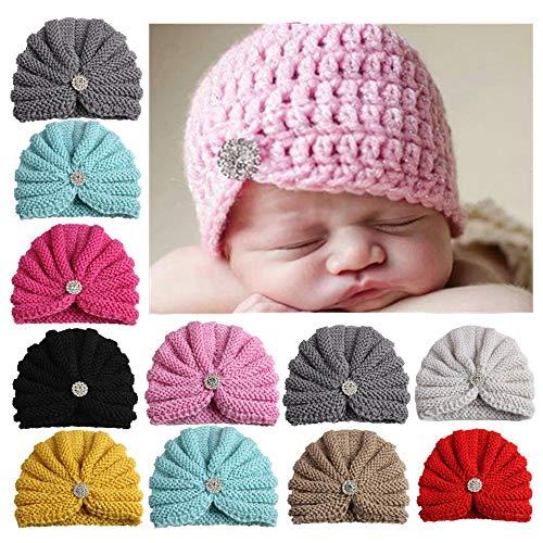 c264bd20b ▷ Gorro Bebe Crochet Compra on-line al Mejor Precio - Este es el ...