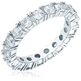 Rafaela Donata Damen-Ring Classic Collection 925 Sterling Silber Zirkonia weiß Gr. 60 60800110
