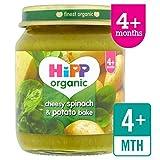 HiPP Bio-Spinat Cheesy & Potato 125g backen