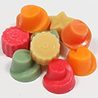 Christmas Mix - Handmade Premium Quality Highly Scented Wax Melts for Oil Burners. 10 x 5g Melts in each pack.