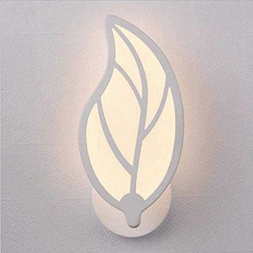 Acryl wand Lampe 6 W's einfache Kinderzimmer kreativ Wandleuchte LED Wandleuchte Seitengang Korridor Bettlaken
