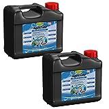 2 x 5 Liter Tetra Aqua Safe AquaSafe, bereitet Leitungswasser auf