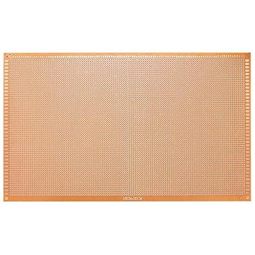Bluelover 300X180Mm Pcb Universal Print Circuit Board Rechteck Prototyping Kupfer
