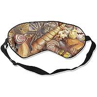 Marine Life Shells And Sea Star 99% Eyeshade Blinders Sleeping Eye Patch Eye Mask Blindfold For Travel Insomnia... preisvergleich bei billige-tabletten.eu