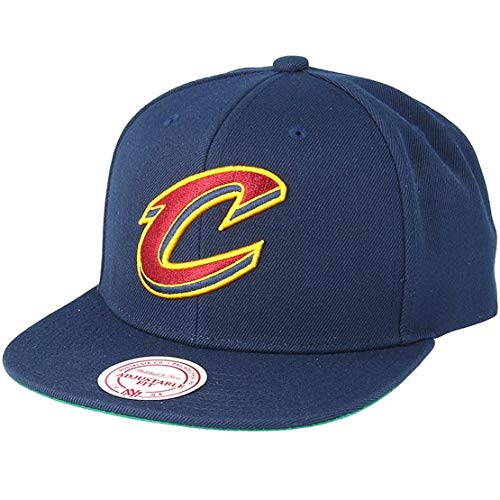 Mitchell & Ness - Cleveland Cavaliers - Snapback Cap Kappe - NBA Basketball - One Size