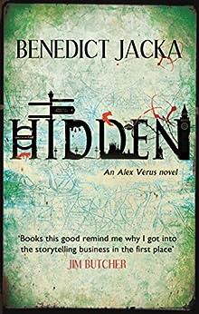 Hidden: An Alex Verus novel par [Jacka, Benedict]