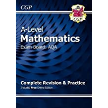 New A-Level Maths for AQA: Year 1 & 2 Complete Revision & Pr