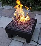 brightstar Vega, à gaz portable Fire Pit, 18kW GPL
