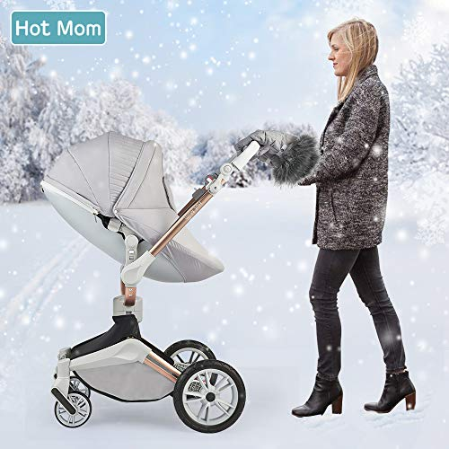 Winter Kits pour poussette Hot Mom image0