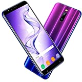 Smartphone Pas Cher 4G J6pro 6.0 Pouces, Téléphone Portable Débloqué 2Go RAM et...