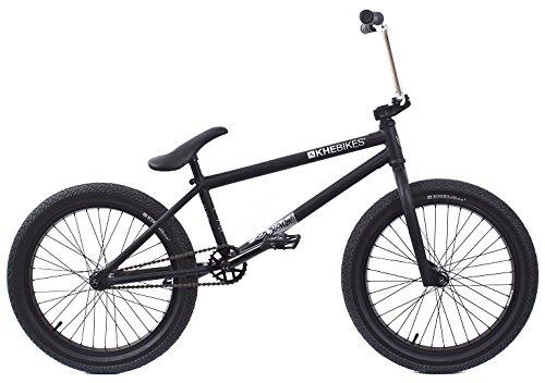 KHE BMX Fahrrad SILENCER schwarz, Model 2016; Direkt von KHE!