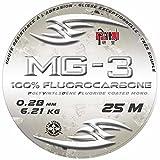 Pan Nylon Fluorocarbone 100% PVDF 25m (20/100 - 3,50 kg)